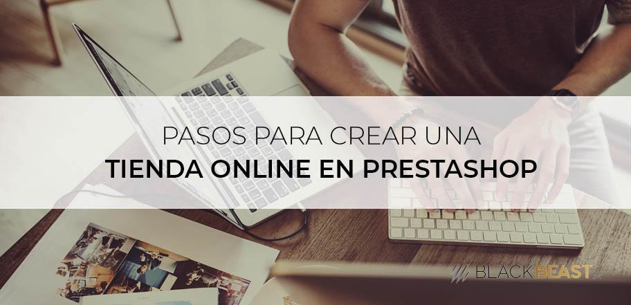 Crear tienda online en prestashop