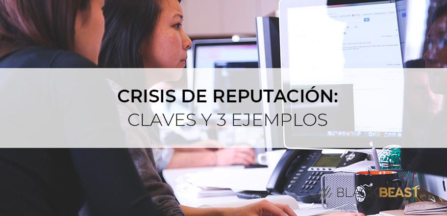 crisis de reputación empresas