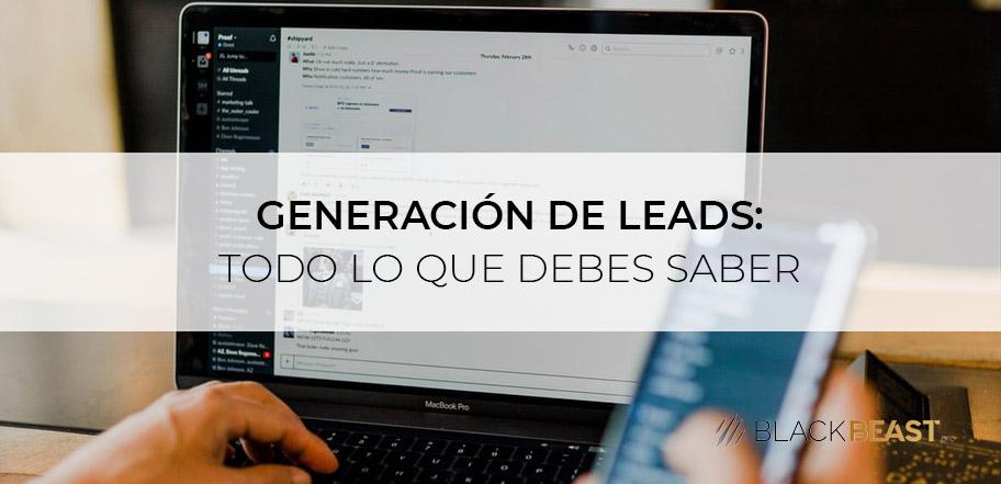 generación de leads portada
