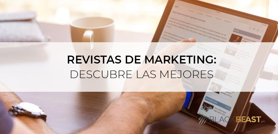 revistas de marketing portada