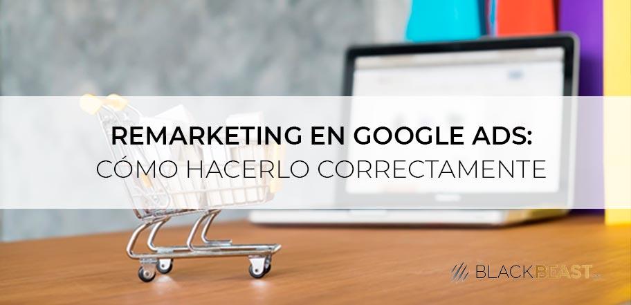 cómo hacer remarketing en Google Ads