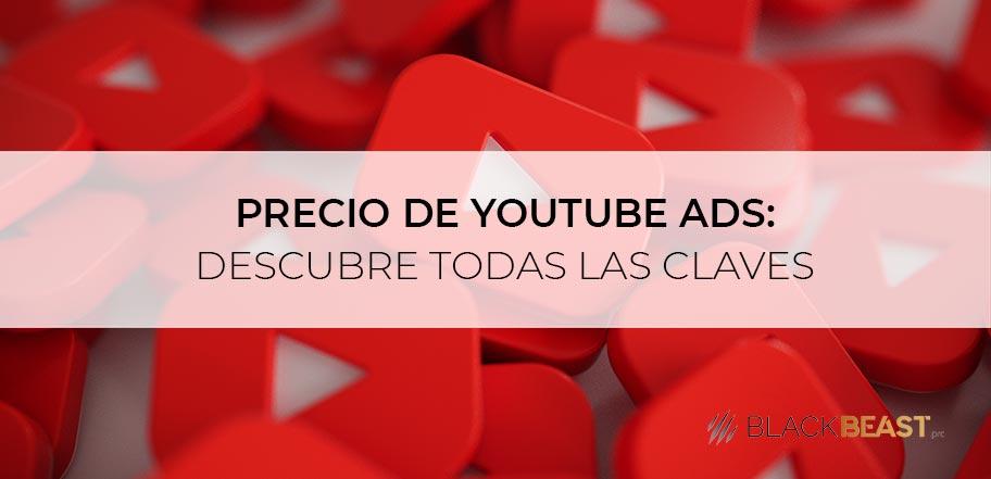 precio youtube ads portada